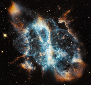 (NASA) NGC 5189 - Some astronomers called it a Christmas ornament.
