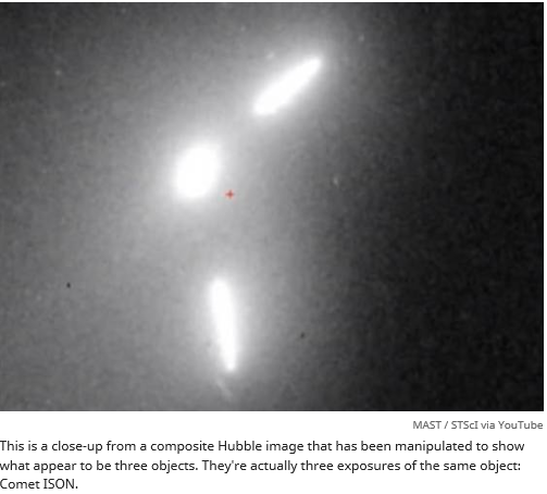 Old Wives Tales, Aliens and Swift-Footed Ison | RCS Talon ...