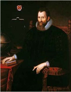 John Napier - 1550 - 1617 - credited with the first published work on logarithms (from Wikipedia).