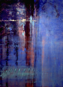 Sacrificial Grace - Used by permission from the artist - Makoto Fujimura.
