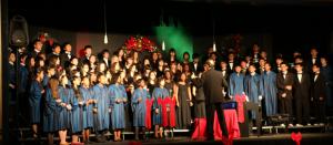 Christmas choir RCS