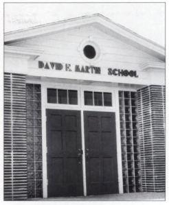 Old David E Martin